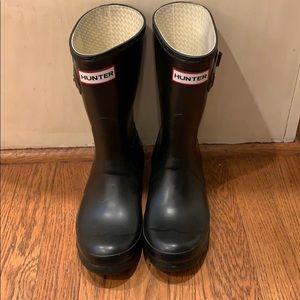 Original Short Hunter rain boots